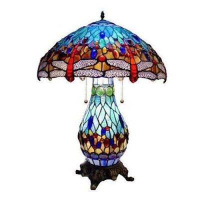 Tiffany Lamps Stockist For Tiffany Style Leaded Glass