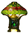Classic Dragonfly Fuel Lamp