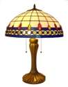 Grande 18 Inch Regal Tiffany Table Lamp