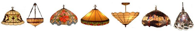 Tiffany lamp uk tiffany ceiling lights handmade from cut peices of glass tiffany ceiling shade lights aloadofball Choice Image