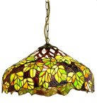 16 inch Tiffany Pendant Maple Leaf ceiling shade