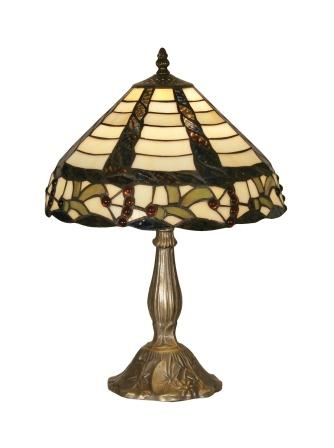 12 inch Creeper Tiffany Table Lamp