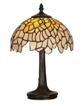 10 inch Wisteria Tiffany table lamp