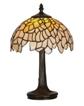 10 inch Wisteria Tiffany table lamp