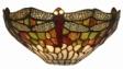 12 Inch Tiffany Dragonfly Wall Light