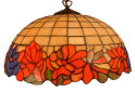 18 Inch Floral Pendant Light